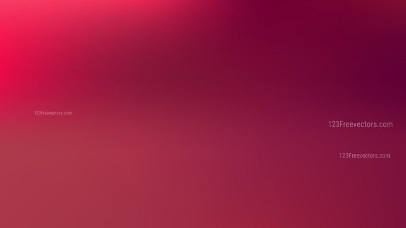 Red Presentation Background Vector