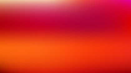 Red Gaussian Blur Background Image