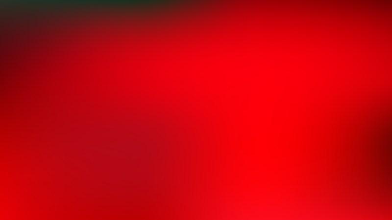 Cool Red Blur Photo Wallpaper