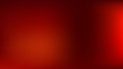 Red and Black Gaussian Blur Background Illustration