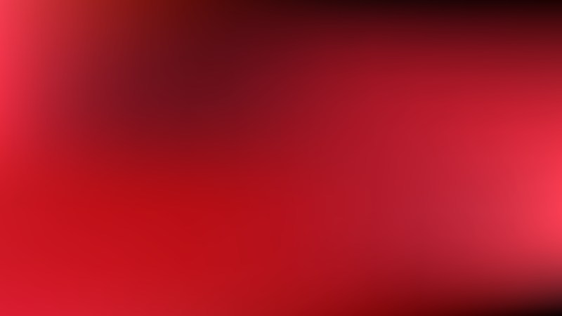 Red and Black PowerPoint Background Vector Graphic