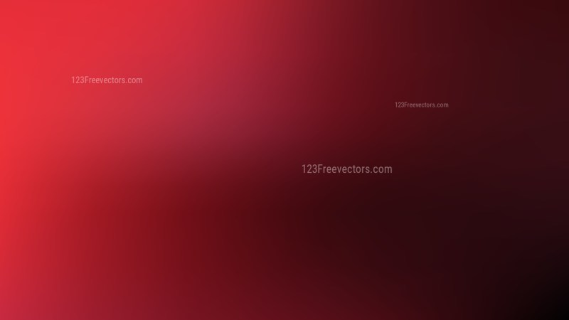 Red and Black Presentation Background