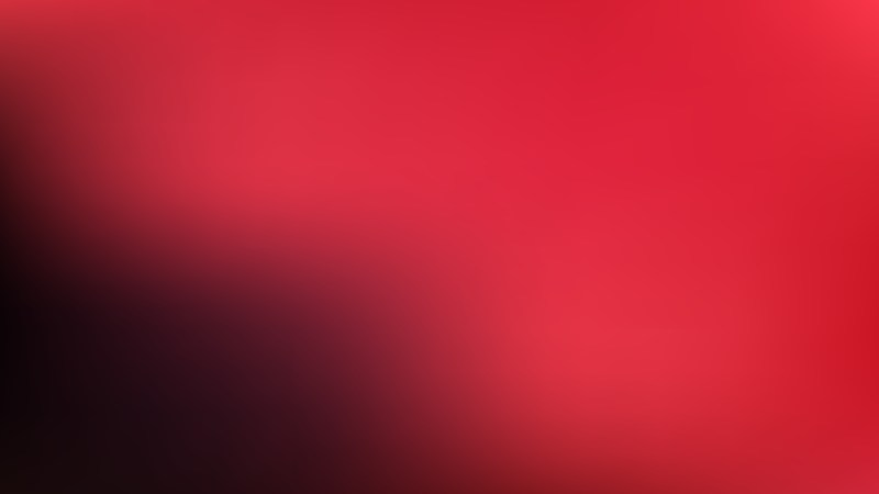 Red and Black Business Presentation Background