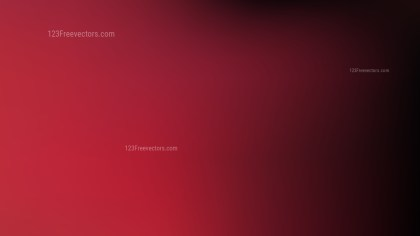 Red and Black PowerPoint Slide Background