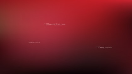 Red and Black Blurred Background Illustration