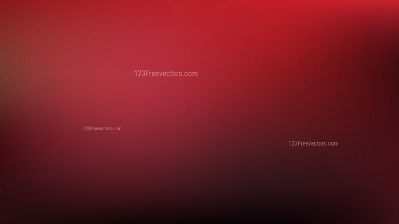 Red and Black Blurred Background Illustration