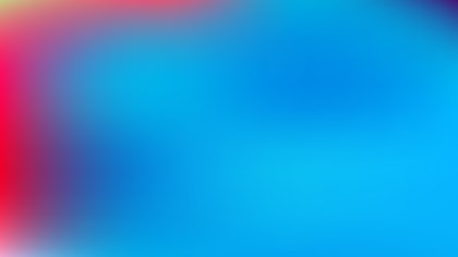Red and Blue PowerPoint Background