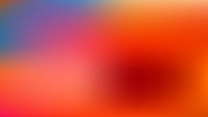 Red and Blue Simple Background Vector Graphic