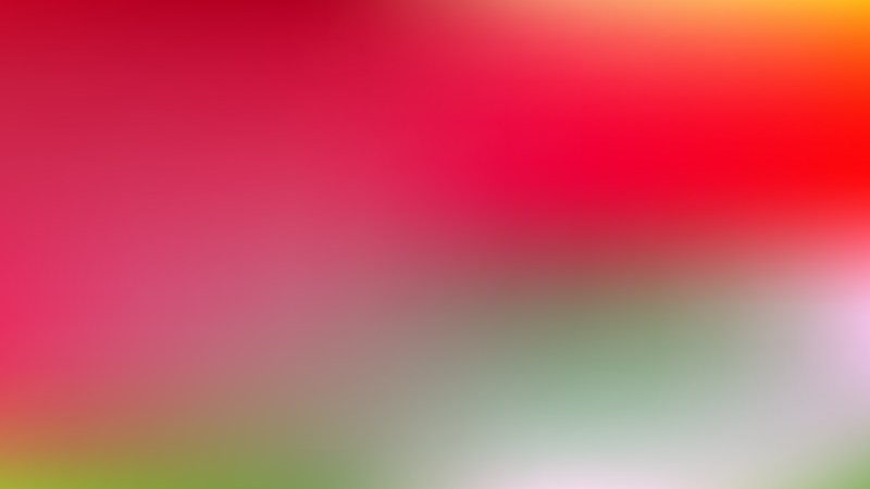 Red and Green PowerPoint Presentation Background