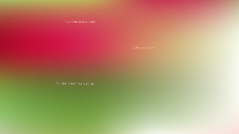 Red and Green Corporate Presentation Background Image