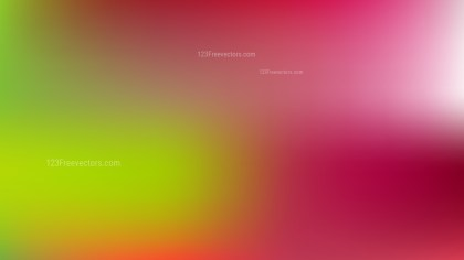 Red and Green Professional PowerPoint Background Illustrator
