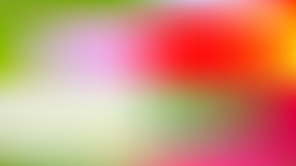 Red and Green Photo Blurred Background Vector Art