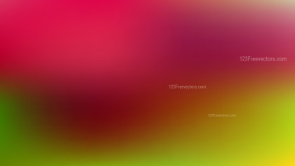 Red and Green Presentation Background Vector Graphic