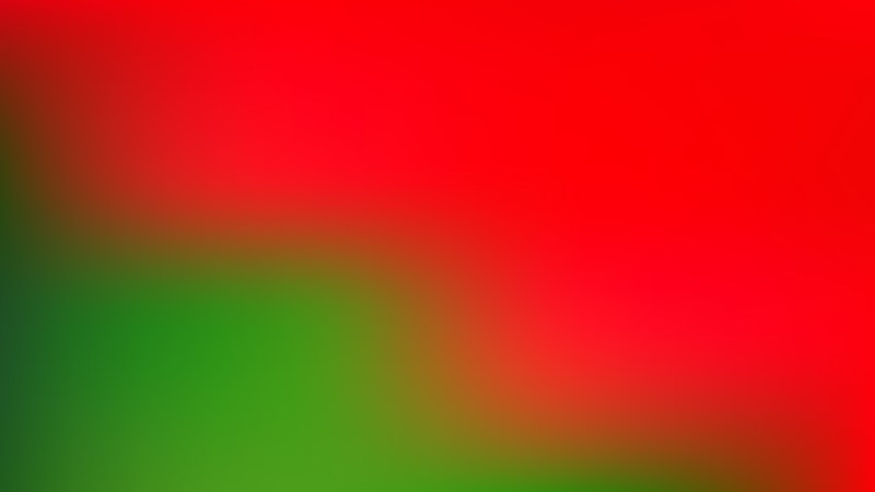 Red and Green Professional Background