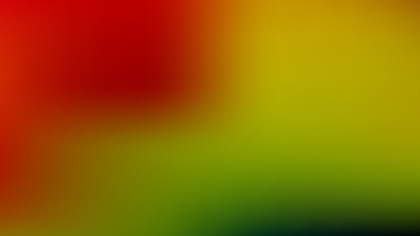 Red and Green PowerPoint Background Vector