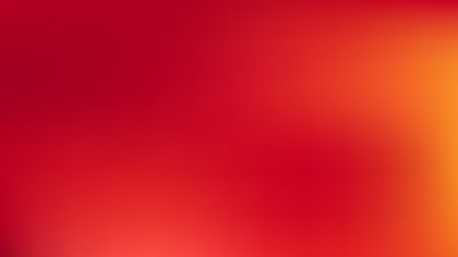 Red and Orange Gaussian Blur Background