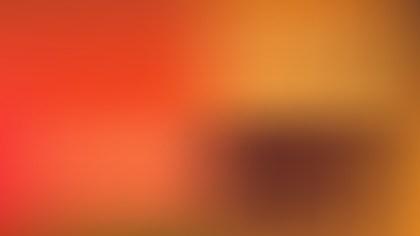 Red and Orange Blur Photo Wallpaper Illustrator