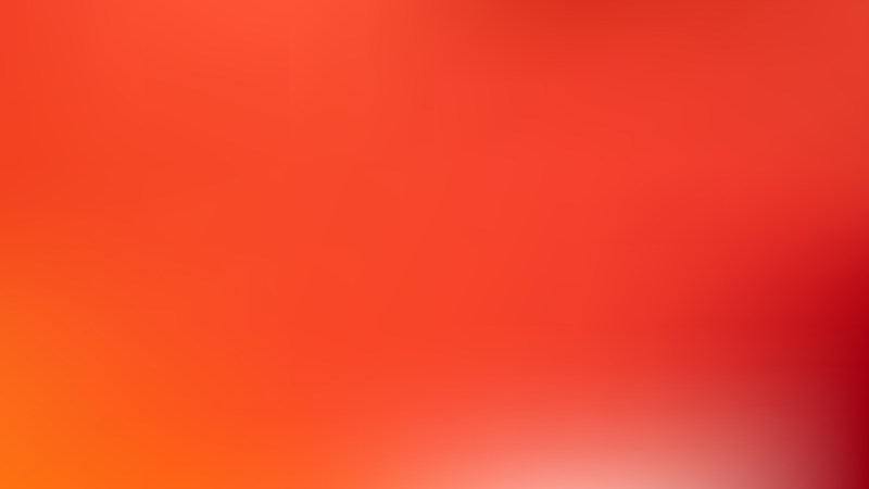 Red and Orange Blur Background Vector