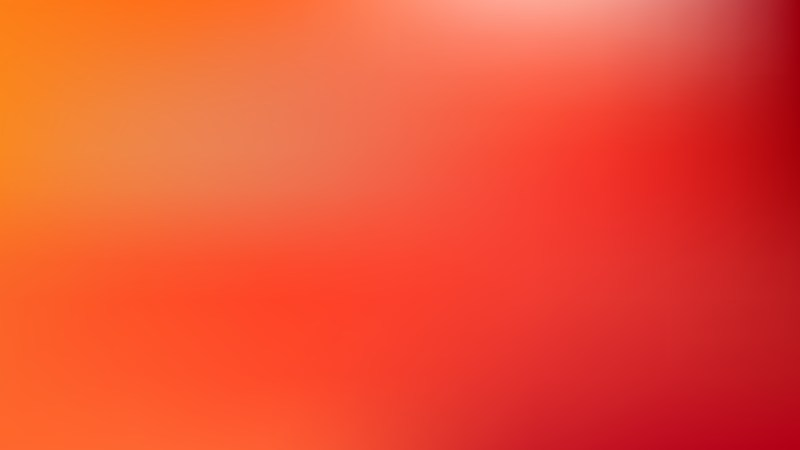 Red and Orange PowerPoint Background Graphic