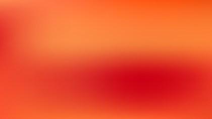 Red and Orange PPT Background Illustration
