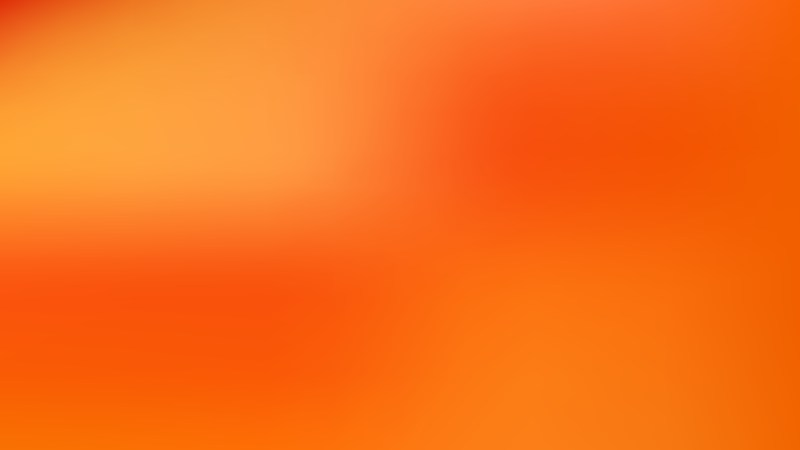 Red and Orange PowerPoint Background