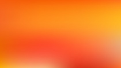 Red and Orange Blur Background Illustrator