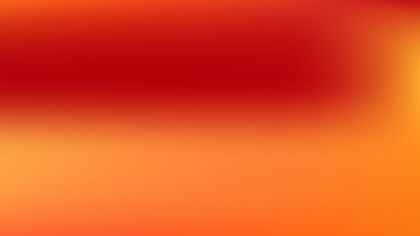 Red and Orange PowerPoint Background Vector