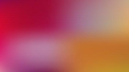 Red and Orange Presentation Background Vector