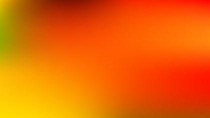 Red and Orange Photo Blurred Background