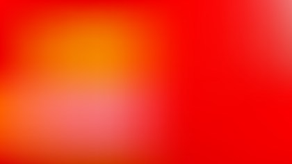 Red and Orange Business PPT Background Vector Image