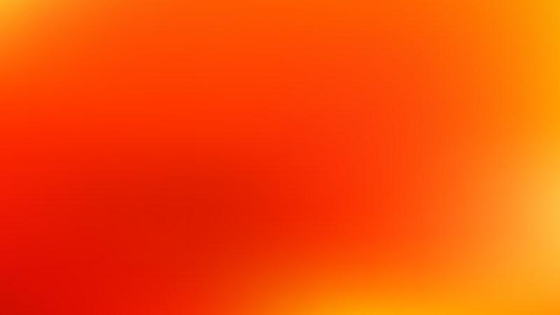 Red and Orange Blur Background Illustrator