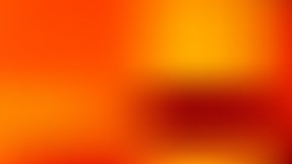 Red and Orange Blurry Background Vector Image