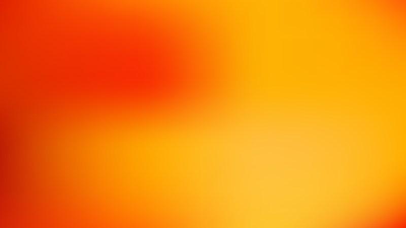 Red and Orange PPT Background Vector Illustration