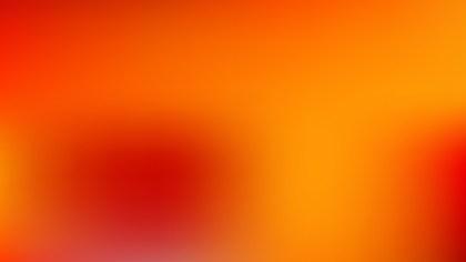 Red and Orange Presentation Background