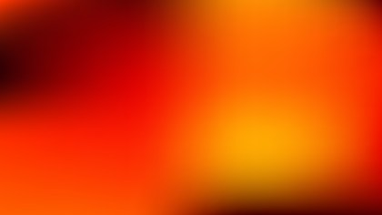Red and Orange Blurry Background Image