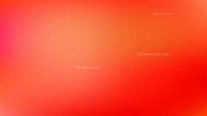 Red and Orange Corporate Presentation Background