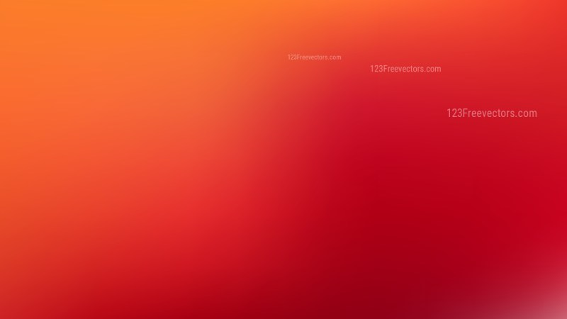 Red and Orange Professional PowerPoint Background