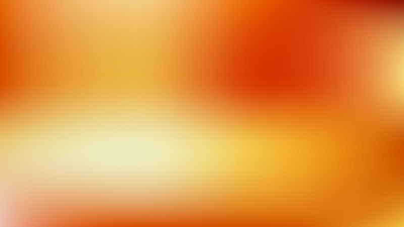 Red and Orange Blur Photo Wallpaper