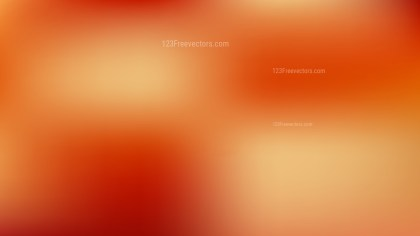 Red and Orange Business Presentation Background Vector Graphic