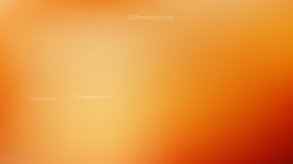 Red and Orange Corporate PowerPoint Background Vector Image