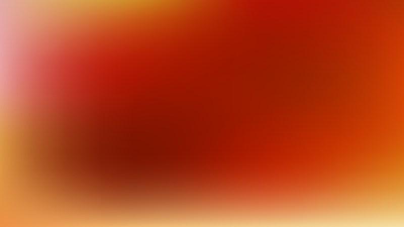 Red and Orange Corporate Presentation Background Vector Illustration