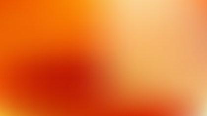 Red and Orange Gaussian Blur Background Illustration
