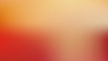 Red and Orange Blur Photo Wallpaper Design