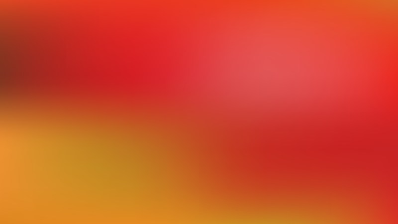 Red and Yellow Blurry Background Image