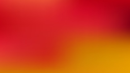 Red and Yellow Simple Background Vector