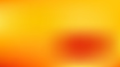 Red and Yellow Blur Background