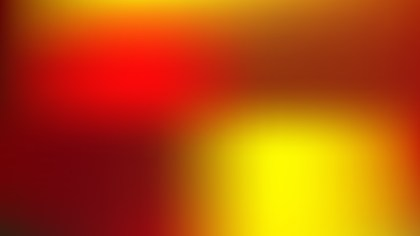 Red and Yellow Business Presentation Background