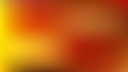 Red and Yellow Corporate PowerPoint Background