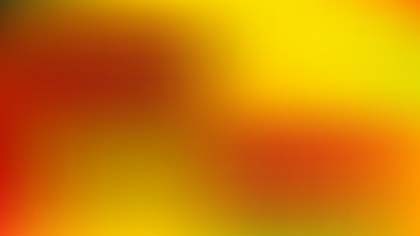 Red and Yellow PowerPoint Slide Background
