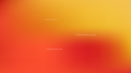 Red and Yellow Gaussian Blur Background